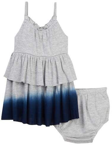 4d3ff2604b6 Splendid Dip-Dyed Dress   Bloomer Set (Baby Girls)  babygirl ...
