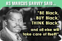 Marcus Garvey Quote