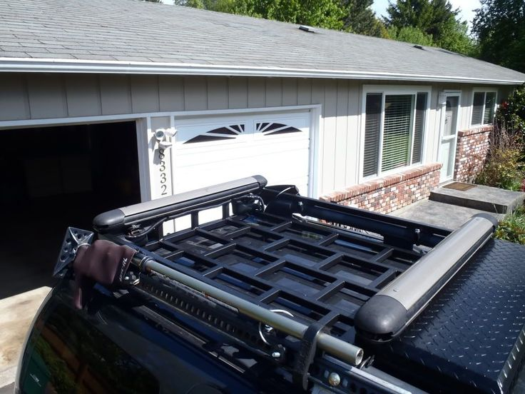 Dropin Roof Rack Surf and Snow's Version with Integrated