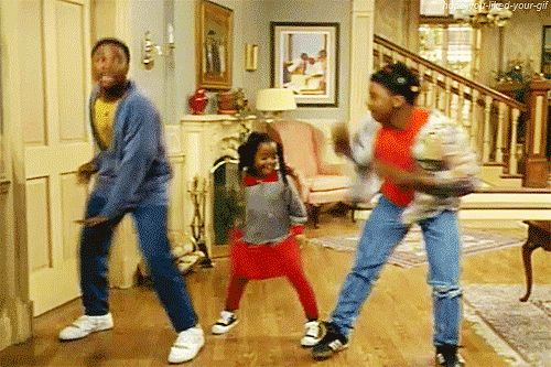 """That goes for the whole family. 
