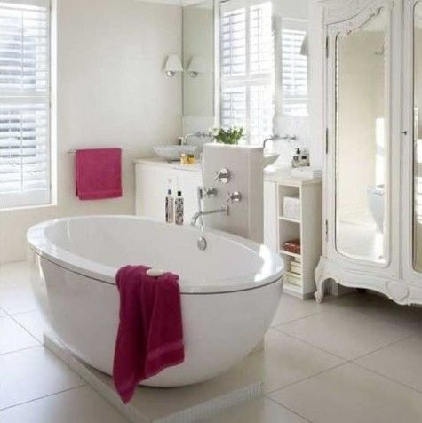 ComfyDwelling.com » Blog Archive » 70 Subtle And Refined Feminine Bathroom  Decor Ideas Part 34