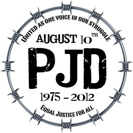 August 10, is the day prisoners have declared Prisoner's Justice Day; to fast and refuse to work to demonstrate solidarity in remembrance of those who have died unnecessarily -- victims of murder, suicide and neglect. Description Although started in Canada, we would like to bring to awareness the plights of the incarcerated men and women who suffer injustice worldwide. Lets bring to this day to the international forefront.