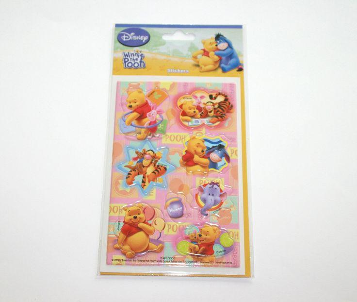 Stickers WINNIE l'Ourson et ses amis n°6 : Stickers, autocollants par boutique-creative-by-c-dona