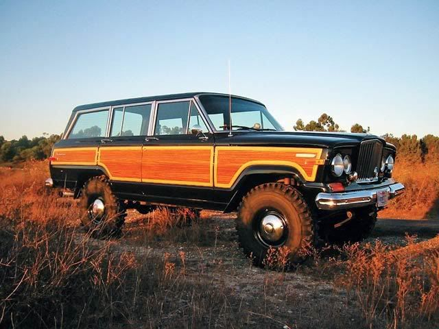Woodless?? - International Full Size Jeep Association