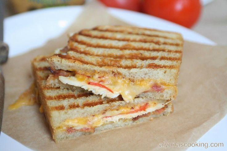 Chipotle-chicken-panini-panera-bread-copycat-recipe-panini-hot-sandwich-easy-tasty-chicken-panini