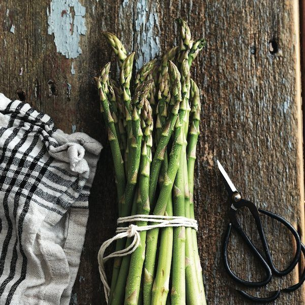 Don't just boil them. Versatile, vitamin-rich asparagus can be made into fries, salads, soups and more. Here are 18 ways with asparagus.