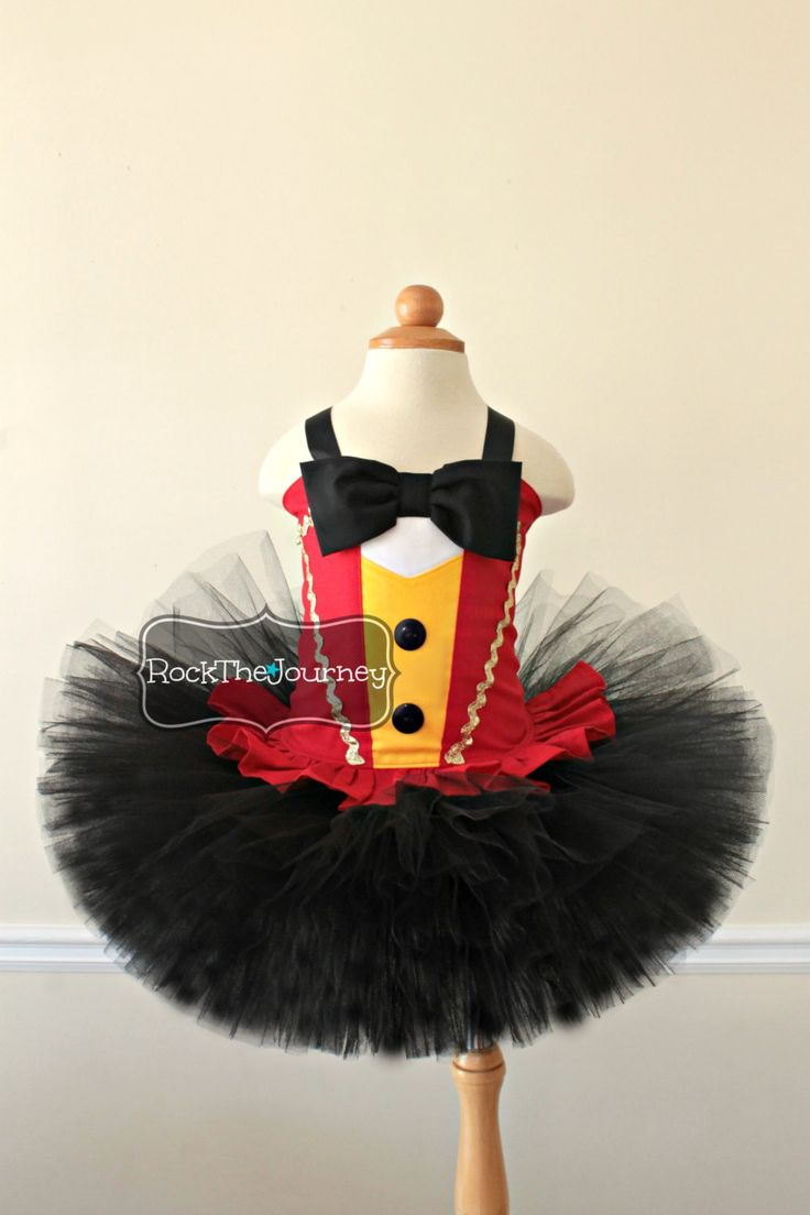 Red Black Ring Leader Lion Tamer Master Tutu Dress | Circus Carnival | Soldier Birthday Party | Halloween Costume Pageant Outfit  Baby Girl by RockTheJourney on Etsy https://www.etsy.com/listing/125176793/red-black-ring-leader-lion-tamer-master