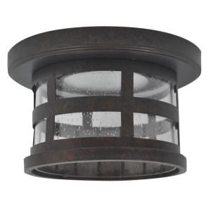 Flush Mounted Exterior Light Home Depot