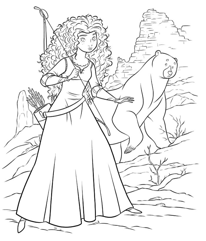 660 Best Images About Printable Coloring Book Pages