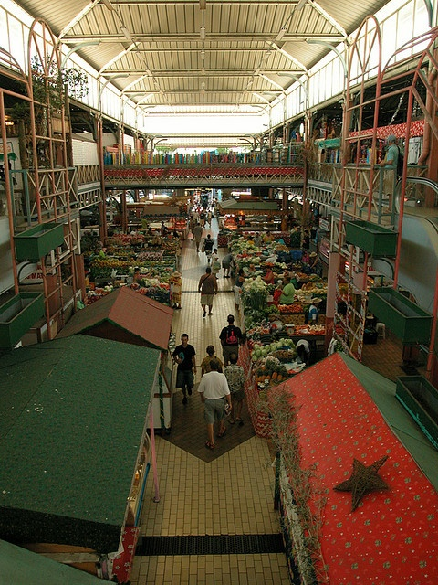 ✯ Papeete Market - Tahiti