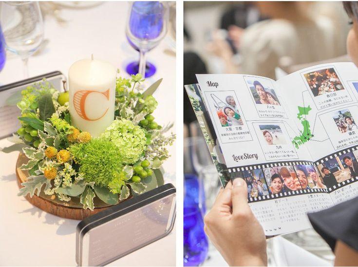 Photography: Altavista Garden #テーブル装花 #会場装花 #装花 #ウエディング