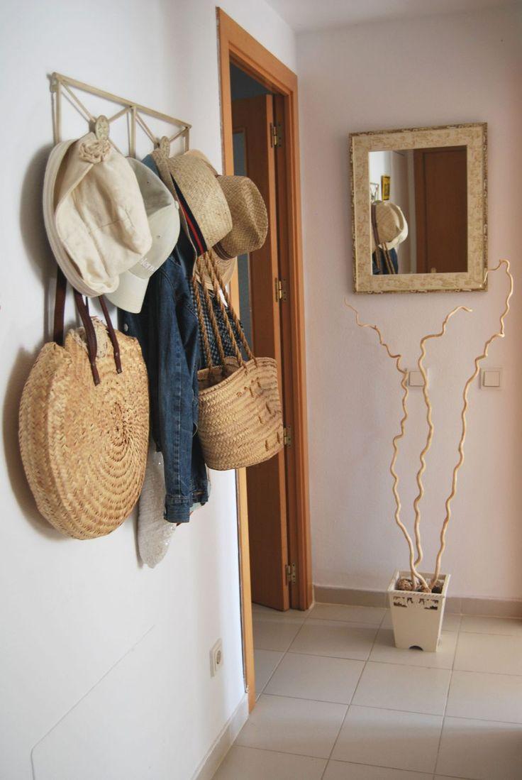 M s de 25 ideas incre bles sobre percheros de entrada en - Percheros para sombreros ...