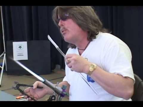 ▶ [Salem - Face Murrini] 2007 Glass Masters Series Loren Stump - YouTube