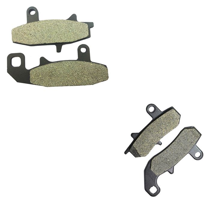 ==> [Free Shipping] Buy Best Brake Pads set fit SUZUKI DR650 DR 650 1990 1991 1992 1993 1994 1995  DR 650 R 1992 &up Online with LOWEST Price | 32790638595