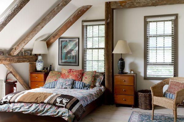 Dormitor casa tara