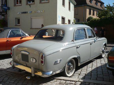 Peugeot 403 grand luxe 1958 benfeld 2 peugeot - Garage peugeot strasbourg hautepierre ...