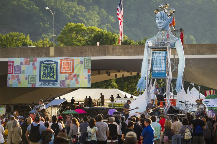 USA TODAY Vote for Your Favorite Art Festival! - Three Rivers Arts Festival in the running. Vote!