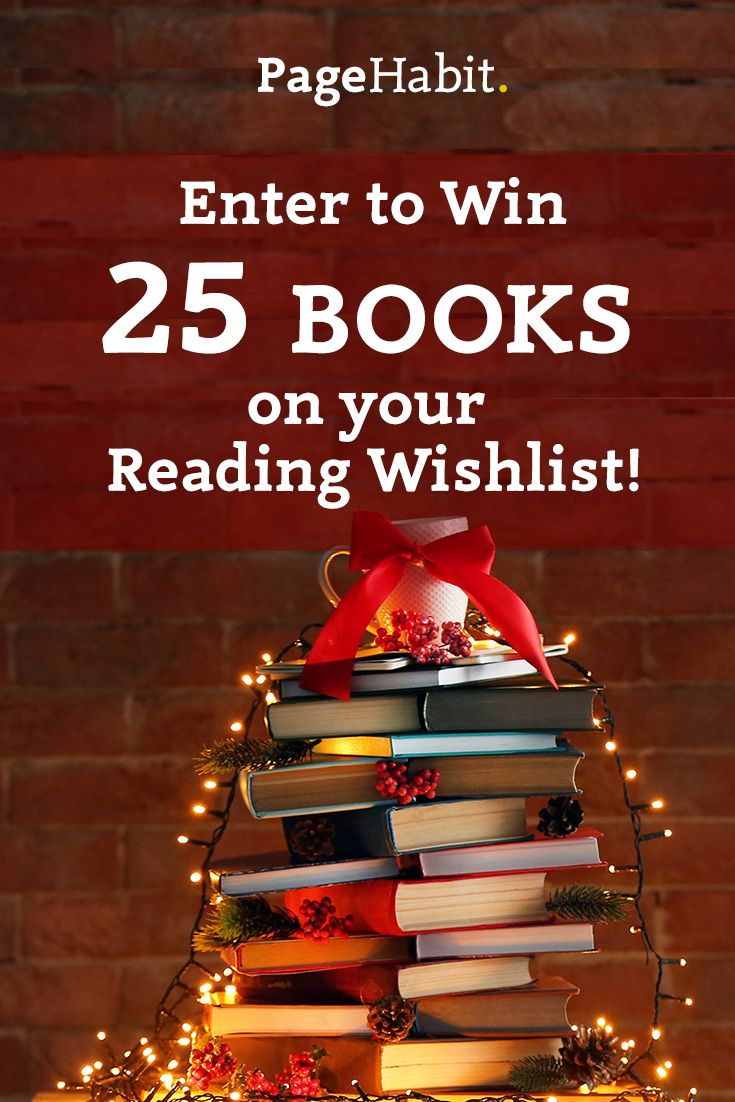 PageHabit is hosting a giveaway where you could get 25 books!! Also 10 Page Habit Boxes!!! If you want to sign up check out this link. http://vy.tc/eKt5f54