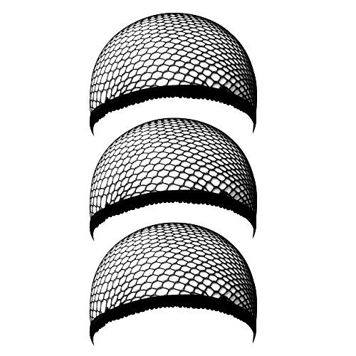 eBoot 3 Pack Wig Caps Black Mesh ** Click on the image for additional details.(This is an Amazon affiliate link)