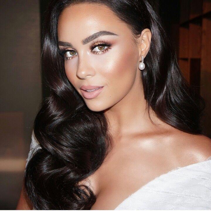 So Schon Geschminkt Beautytime Bride Makeup Bridal Hair And Makeup Bridal Makeup Looks