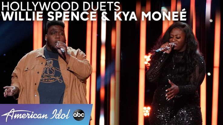 Judges Praise Willie Spence Kya Monee Duet That Brings Katy Perry To Tears American Idol 2021 Youtube In 2021 American Idol Duet Reality Tv Shows
