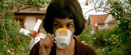 Amèlie. Año 2001. Director: Jean-Pierre Jeunet