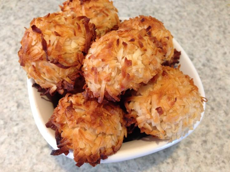 Toasted Coconut Macaroons | fastPaleo Primal and Paleo Diet Recipes