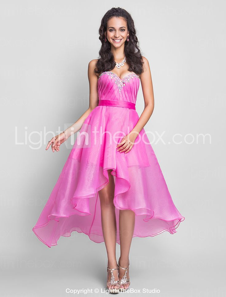 Mejores 8 imágenes de vestidos de fiesta en Pinterest | Una línea ...