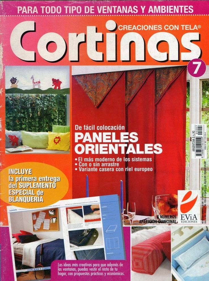 17 best images about revista   cortinas on pinterest ...