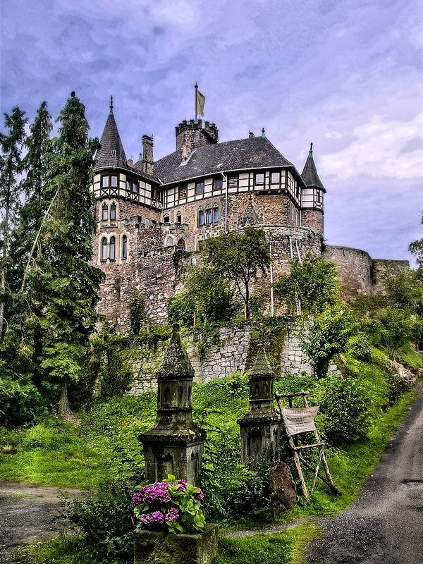 Best Images About Castles And Palaces On Pinterest - Hessen germany
