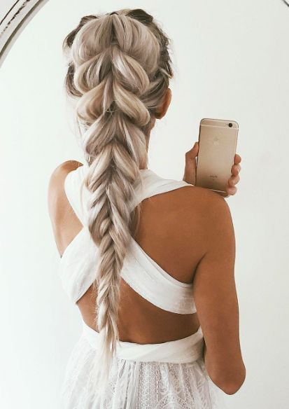 50 Romantic Hairstyles For Date Night - Page 4 of 5 - Trend To Wear