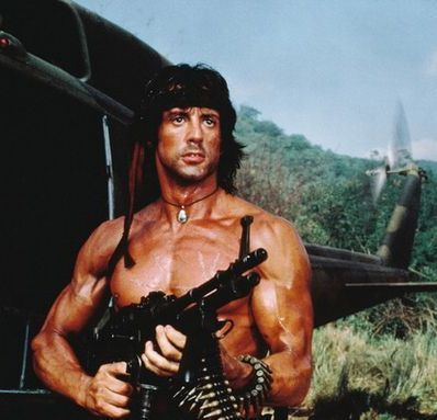 Rambo II A Missão - Rambo First Blood Part II Sylvester Stallone