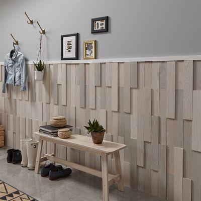 Timberwall Wall Panel Twla Landscape Peel And Stick Wood Wallcovering Wood Wall Covering Wall Paneling Diy Wall Covering Ideas Panelling