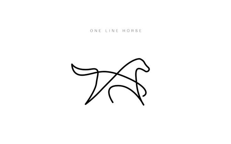 desenhos-minimalistas-animais-differantly-cavalo