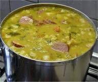Een lekkere soep voor de koude dagen.