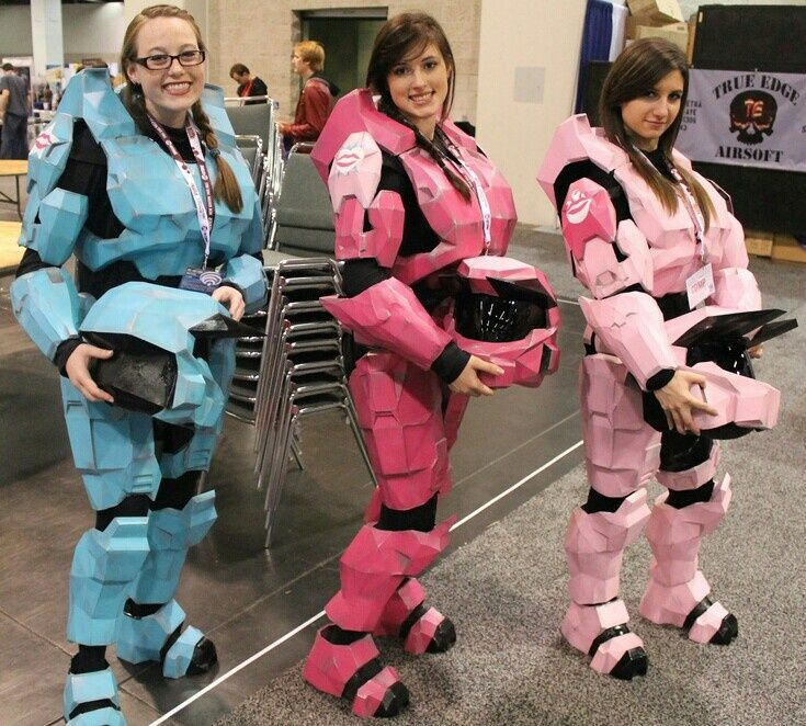 I like the guys better they usually pick more of the muted colors ps I am a girl  sc 1 st  Pinterest & 128 best halo images on Pinterest | Corona Halo and Armors