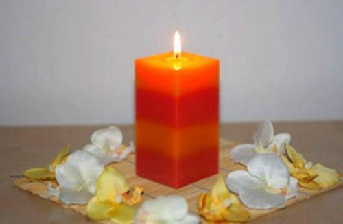 Изготовление свечи в домашних условиях