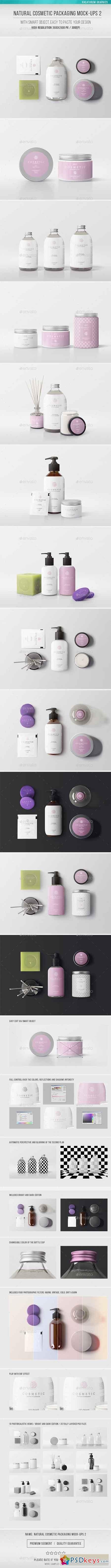 Natural Cosmetic Packaging Mock-Ups 2 17337833