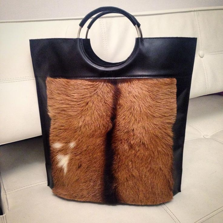 Limited edition real fur bag   #snobdot #snob   www.facebook.com/snobdot   snobdot.com