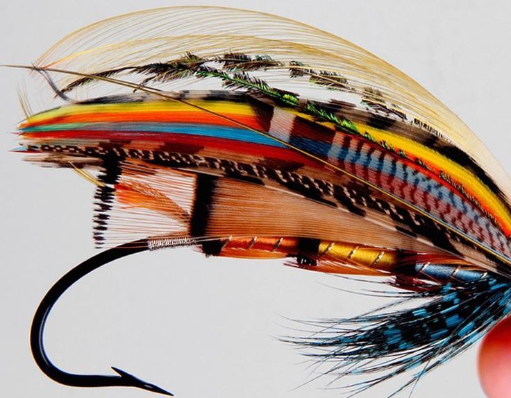 Fly-Fishing Lures are Beautiful, Will Make Fishermen of Us All