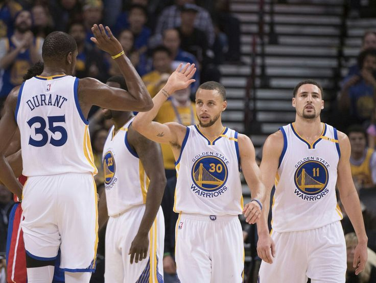 The Golden State Warriors are the first team to clinch a playoff spot, making it the earliest clinched berth in NBA history.