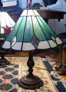 Awesome Super Simple Pattern. Do Able. Stained Glass LampsStained ...