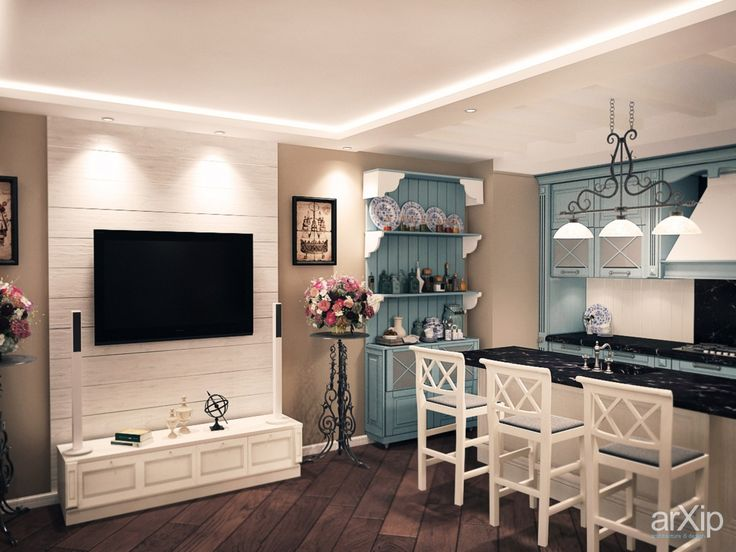 "Прованс от ""Витта-групп"": интерьер, квартира, дом, гостиная, стена, 20 - 30 м2, кантри #interiordesign #apartment #house #livingroom #lounge #drawingroom #parlor #salon #keepingroom #sittingroom #receptionroom #parlour #wall #20_30m2 #country arXip.com"