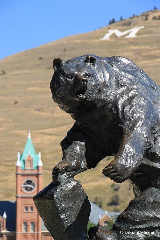 University of Montana - The setting for Back To U!