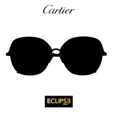 Una colección de gafas refinadas e inconfundiblemente femeninas que se inspiran en los tres anillos entrelazados de Cartier Trinity. Pulidos a mano con brillo vibrante y acabados de  paladio...  Este es uno de los nuevos modelo #Cartier que puedes encontrar solo en #EclipseConcepción. #sunglasses #mensunglasses #womensunglasses #polarizedsunglasses #fashion