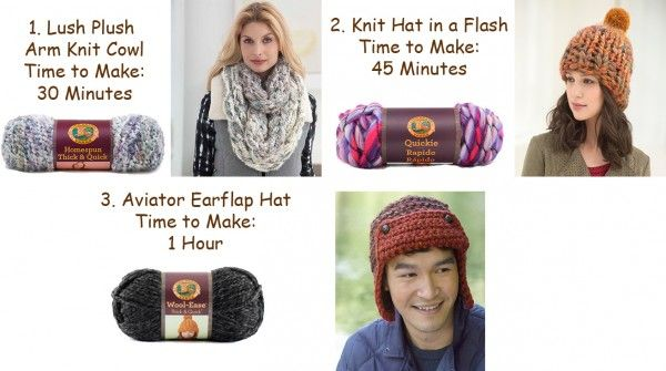 5 Knit and Crochet and Yarn Trends for 2015 & even more