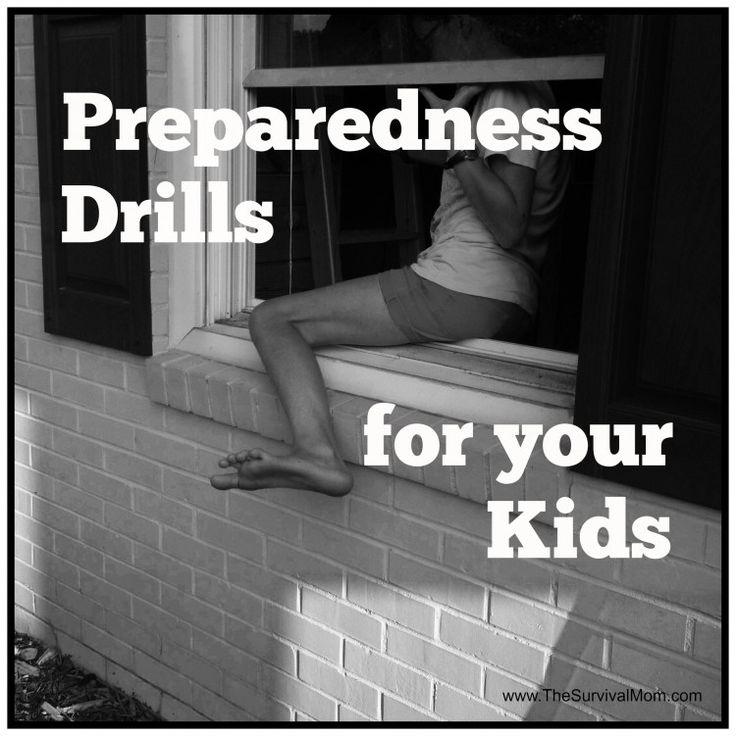 Preparedness Drills