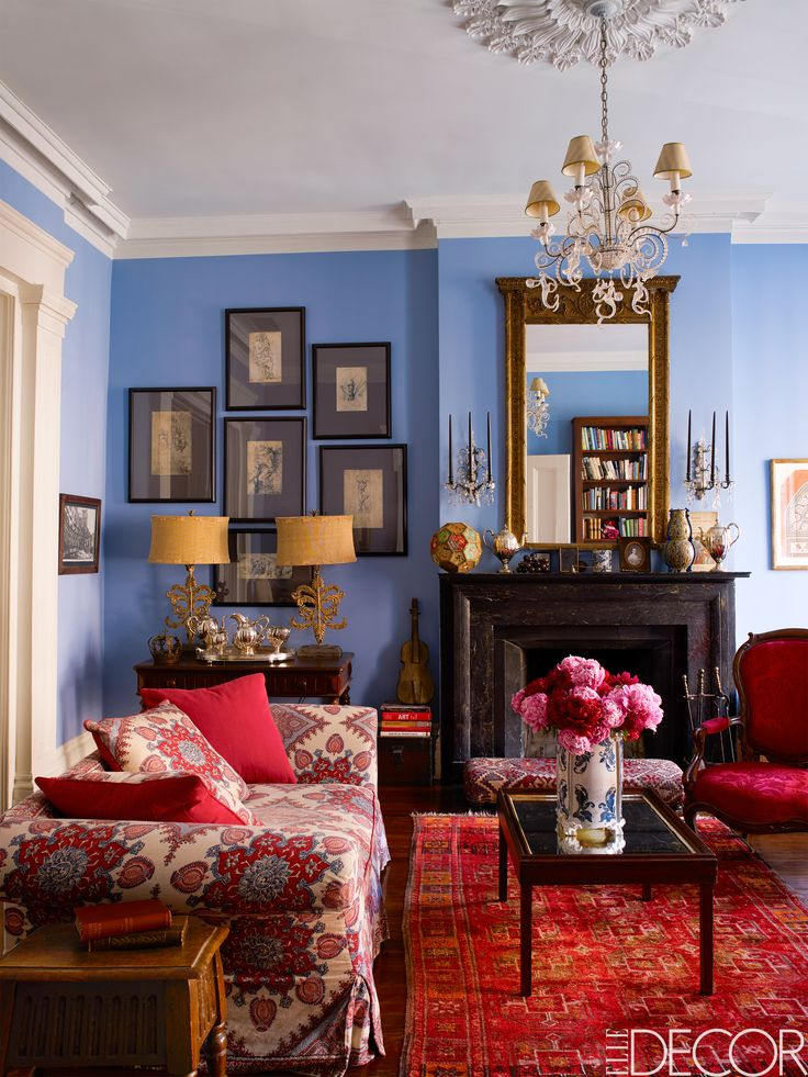 1000+ Ideas About Blue Living Rooms On Pinterest