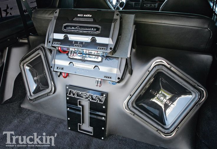 Read about UFC Fighter Keith 'Mean 1' Jardine and his 1996 Ford Bronco with MTX Audio subwoofers, 20 inch rims and Hankook tires, only on truckinweb.com, the official website of Truckin' magazine.
