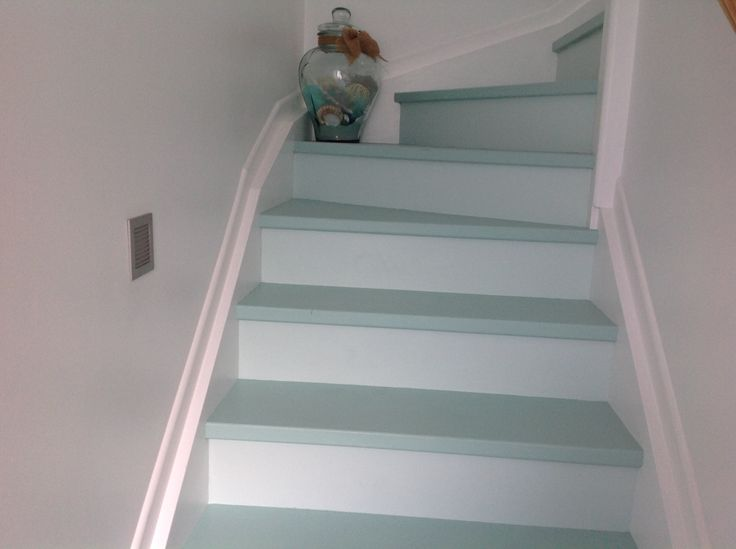 Stairs after makeover